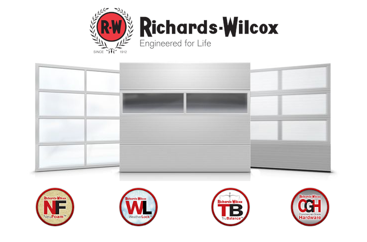Richards-Wilcox Doors